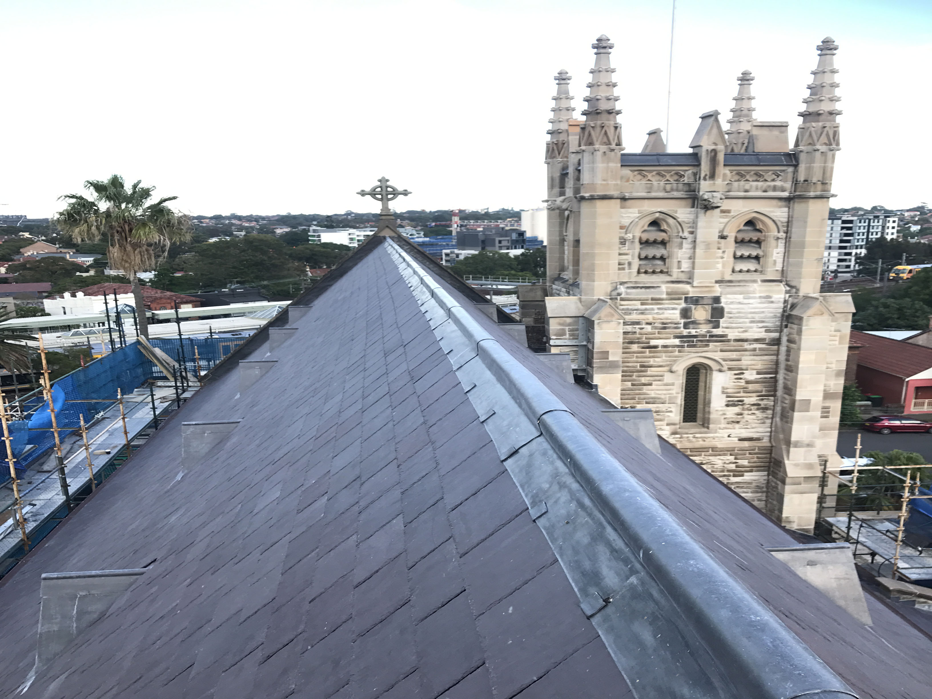 Heritage Slate Roofing Services