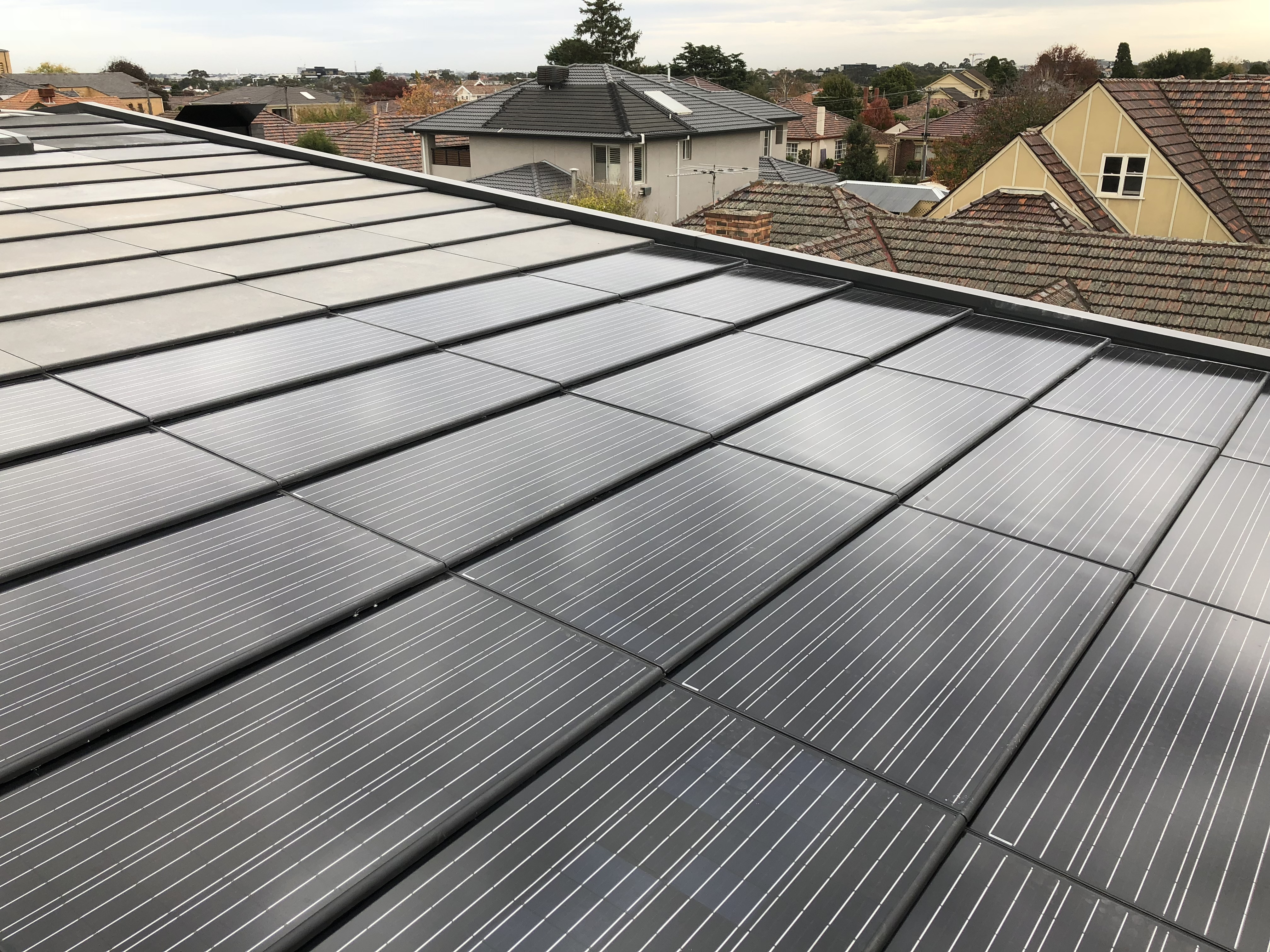 Tractile Solar Roofing Services