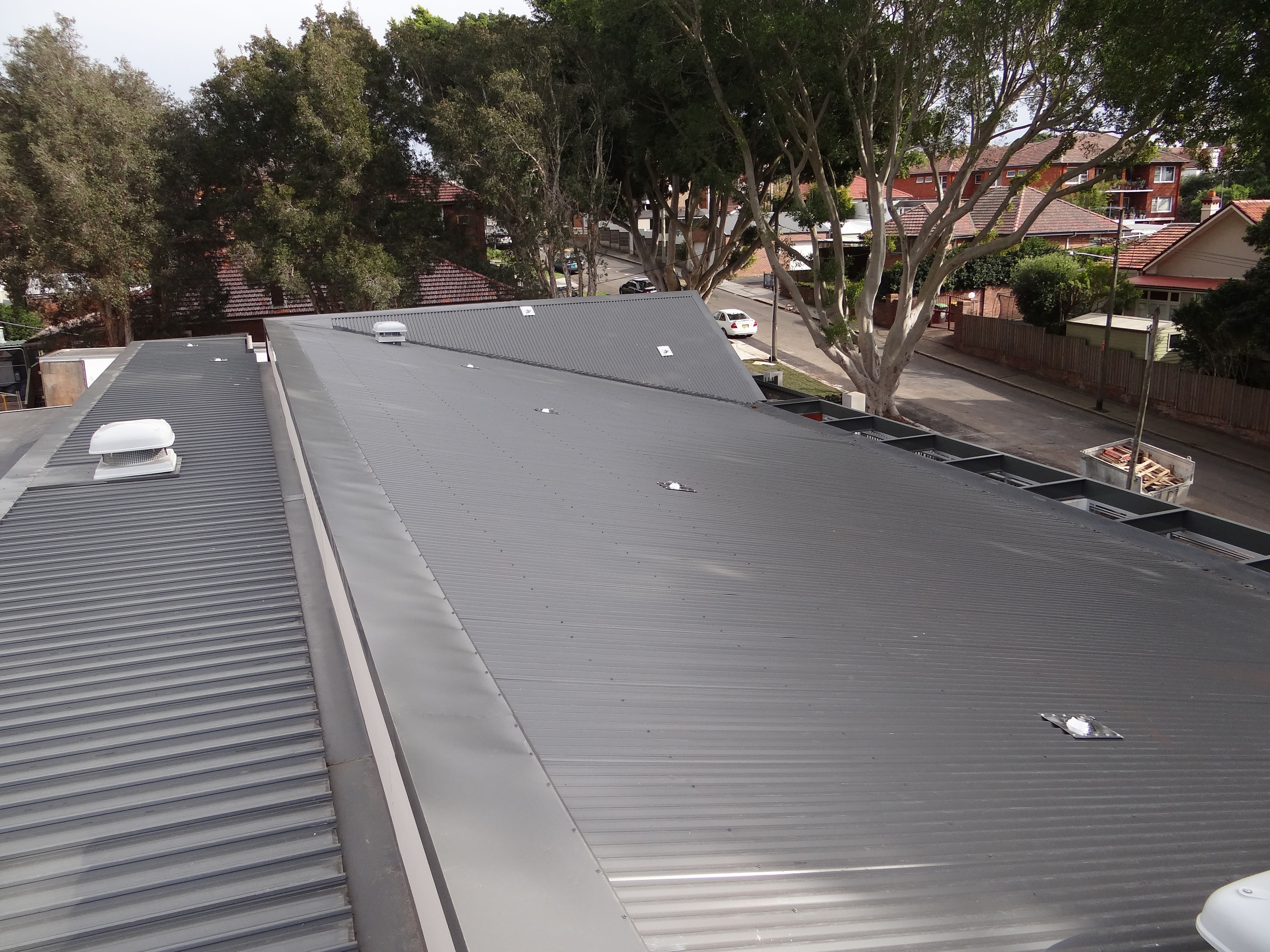 Colorbond / Steel Roofing Sydney